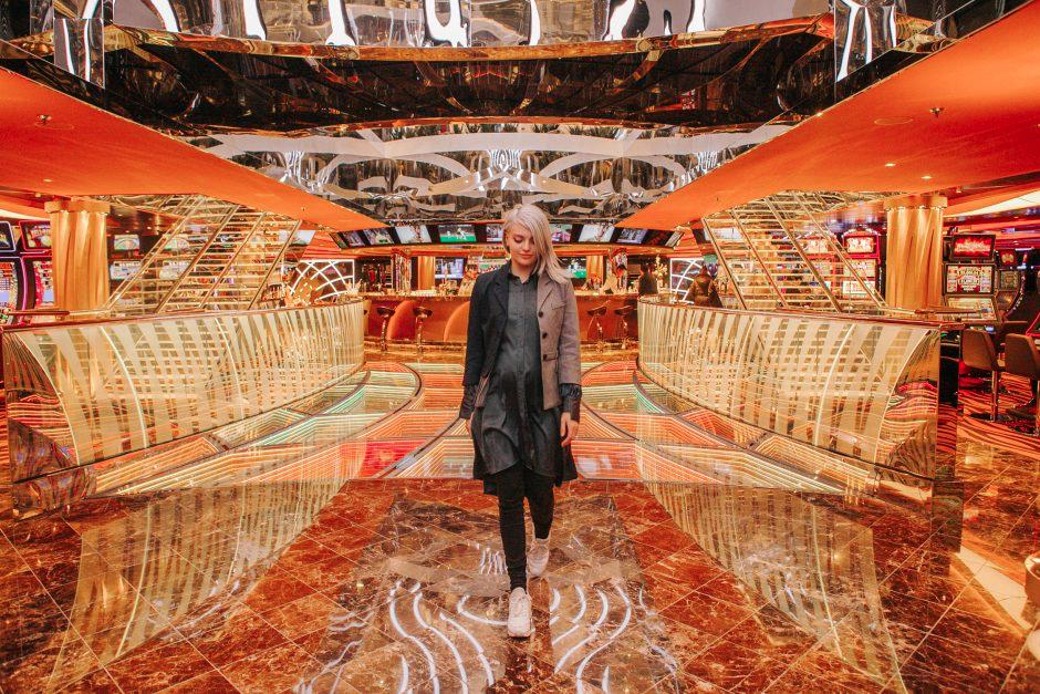 I Took A Look Inside Of New MSC Seaside Cruise Ship I Am Ella - Cruise ship shops